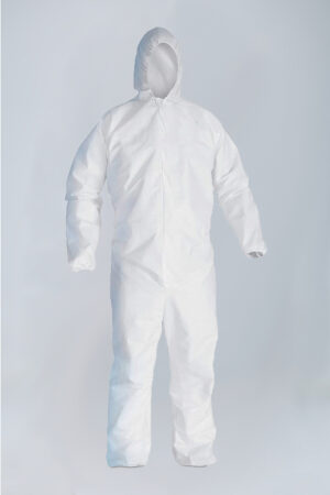 Disposable Coverall Suit - Poltex International Inc.