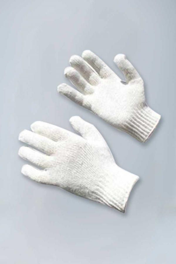 Men's Regular Weight 100% Cotton Knit Gloves